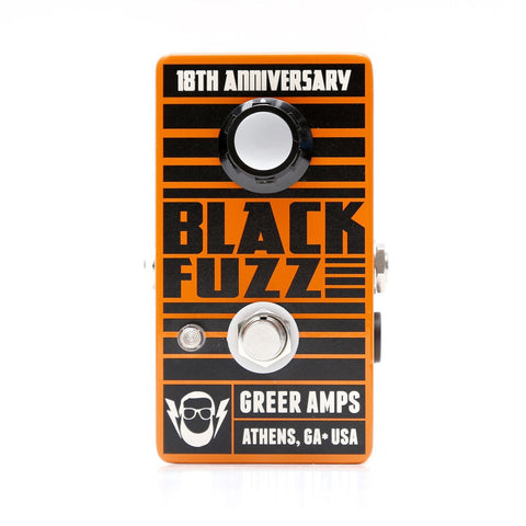 Greer Amps Black Fuzz
