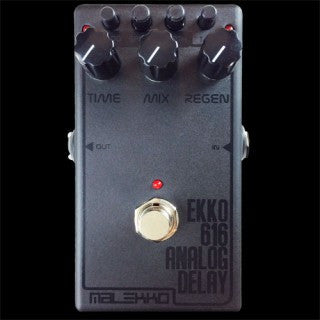 Malekko EKKO 616 DARK Analog Delay