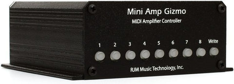 RJM Music Technology Mini Amp Gizmo