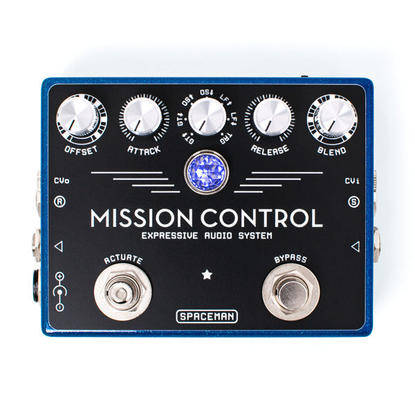Spaceman Effects Mission Control Pedal Empire