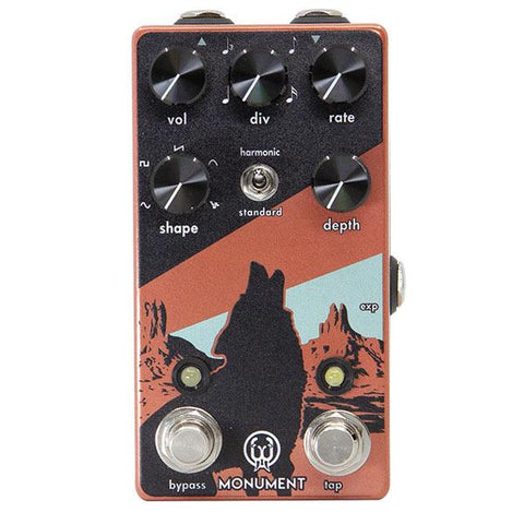 JAM Pedals Harmonious Monk 'That Pedal Show' Signature Tremolo - IN STOCK!