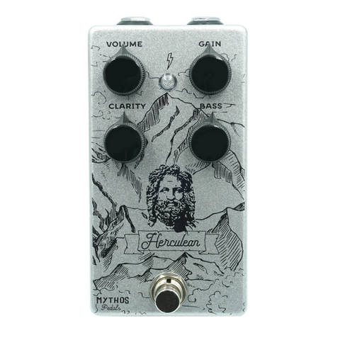 Mythos Pedals Herculean Overdrive