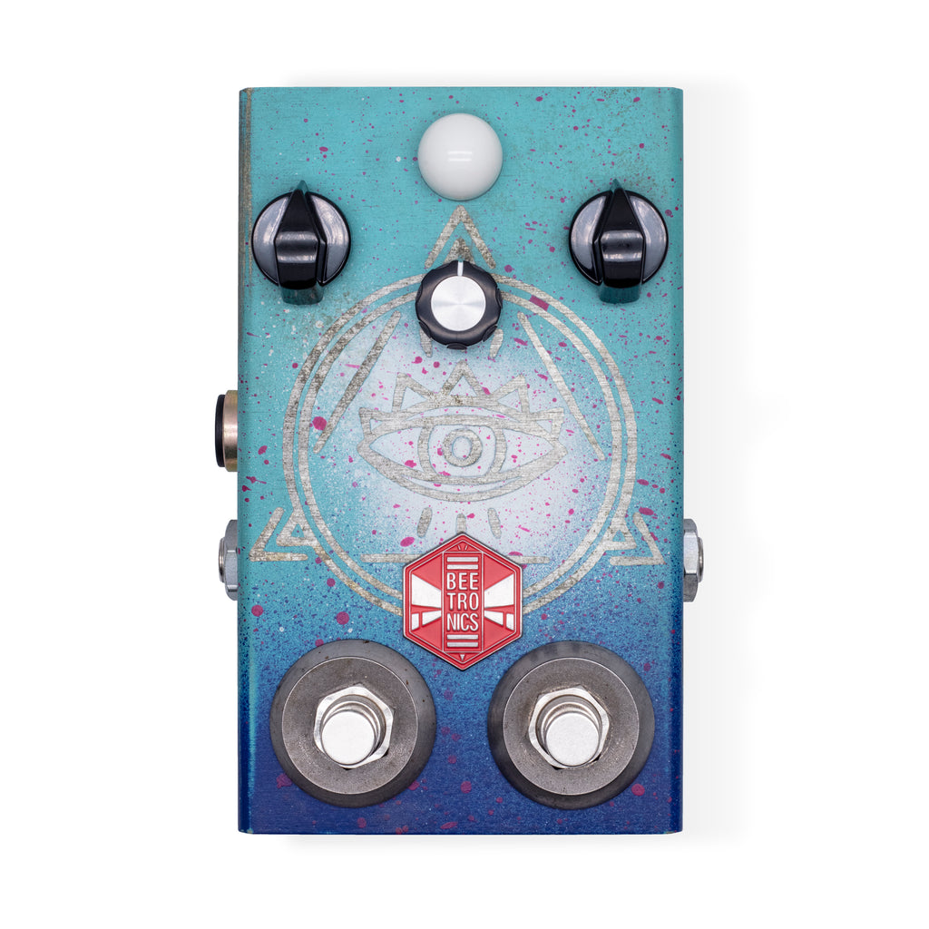 "Beetronics Octahive Custom Shop ""Blue Eye"""