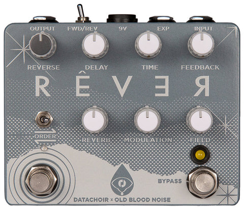 Old Blood Noise Endeavors Rêver Reverse Delay and Reverb