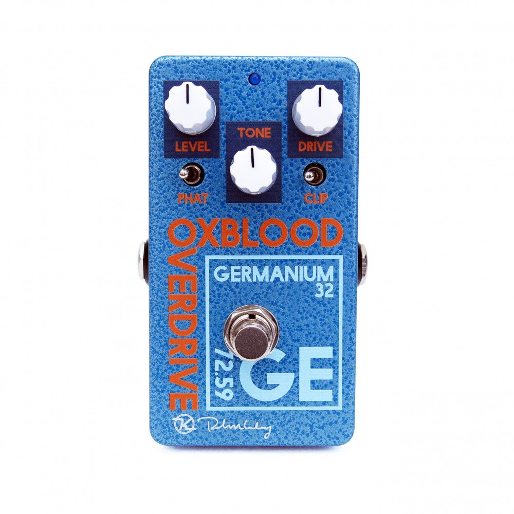 Keeley Electronics Oxblood Germanium Overdrive