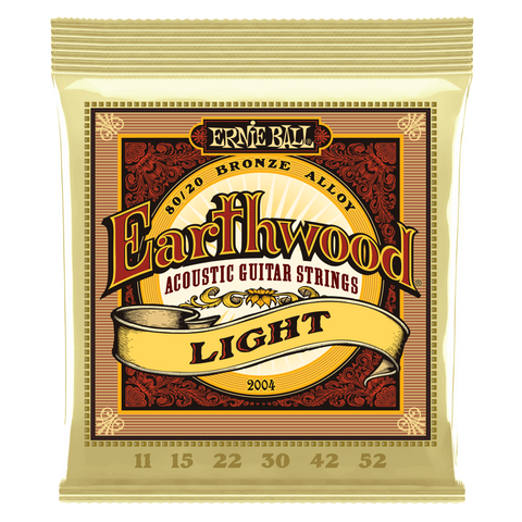 Ernie Ball Earthwood 80/20 Bronze