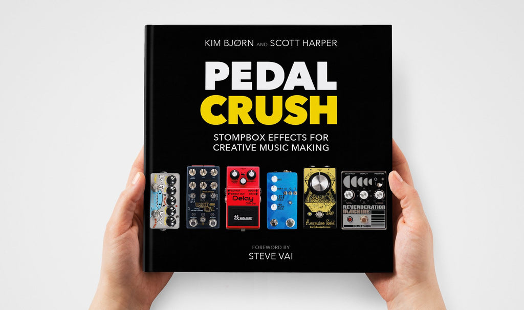 Pedal Crush Book