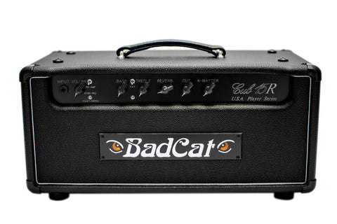Bad Cat Cub 15R Head - USA Player Series