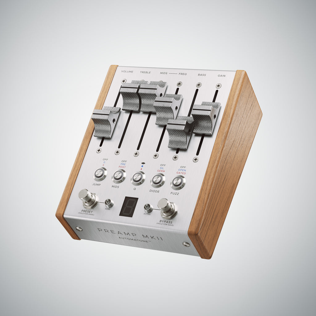 "Chase Bliss Audio - PREAMP MKII ""Automatone"" (PRE ORDER)"