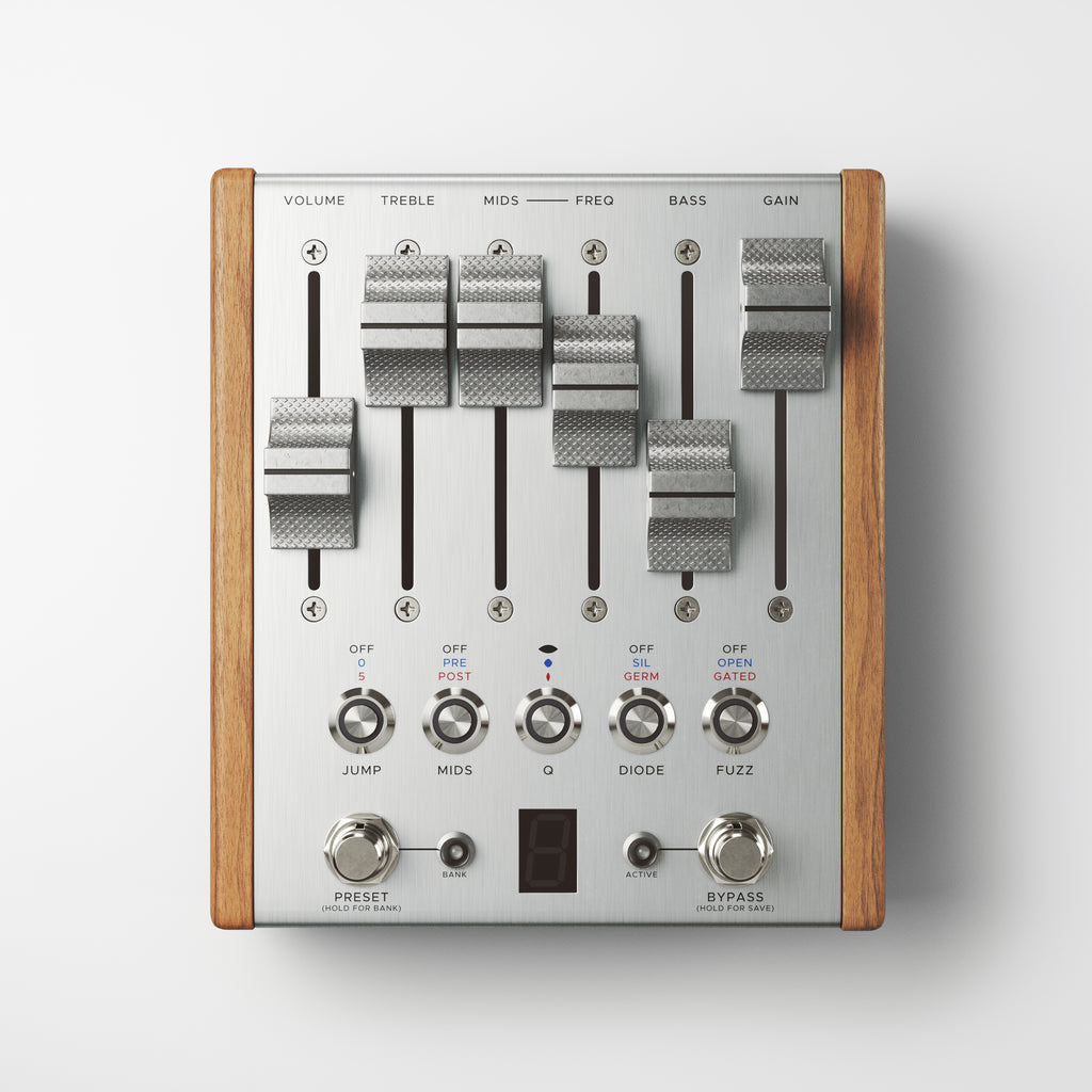 "Chase Bliss Audio - PreAmp MKII ""Automatone"""