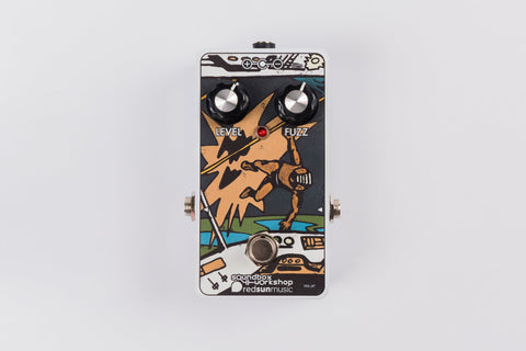 Red Sun Music RS2F Fuzz