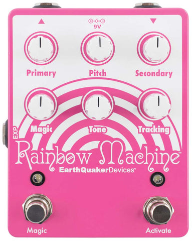 Earthquaker Devices Rainbow Machine Pitch Shifter V2