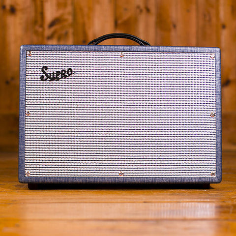Supro Royal Reverb 2x10 35/45/60 Watt Amplifier