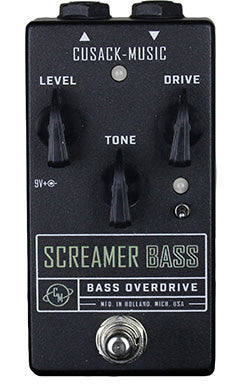 Cusack Screamer Bass