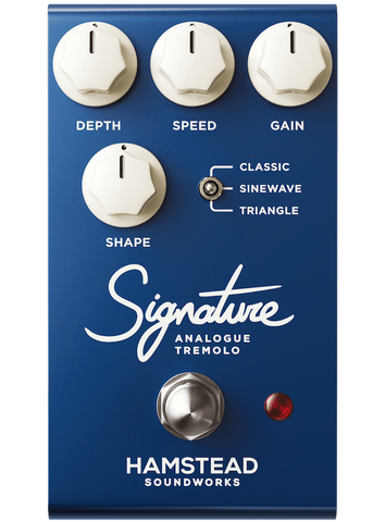 HAMSTEAD Signature Analogue Tremolo MKII