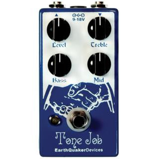 Earthquaker Devices Tone Job EQ and Boost