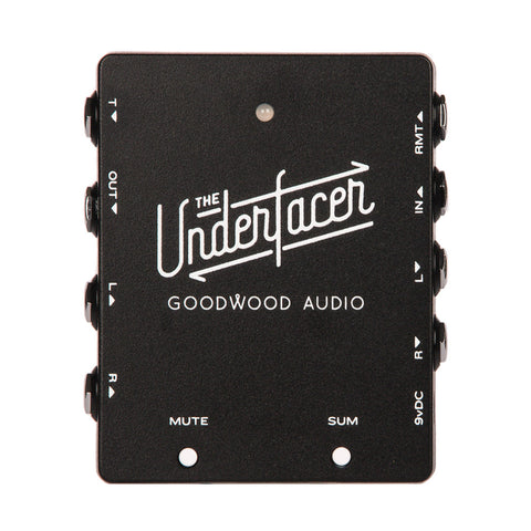 Goodwood Audio The Underfacer
