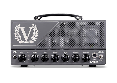 VICTORY AMPLIFICATION VX The Kraken Head