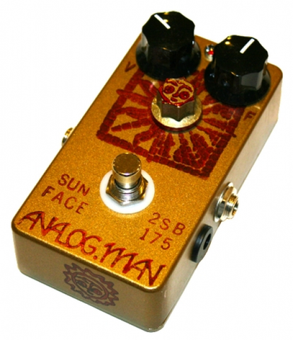 AnalogMan Sun Face - Germanium 2SB175