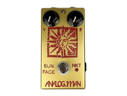 AnalogMan Sun Face - Red Dot NKT