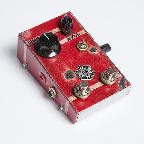 BEETRONICS WHOCTAHELL   Low Octave Fuzz Standard Series