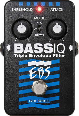 EBS Bass IQ Triple Envelope Filter