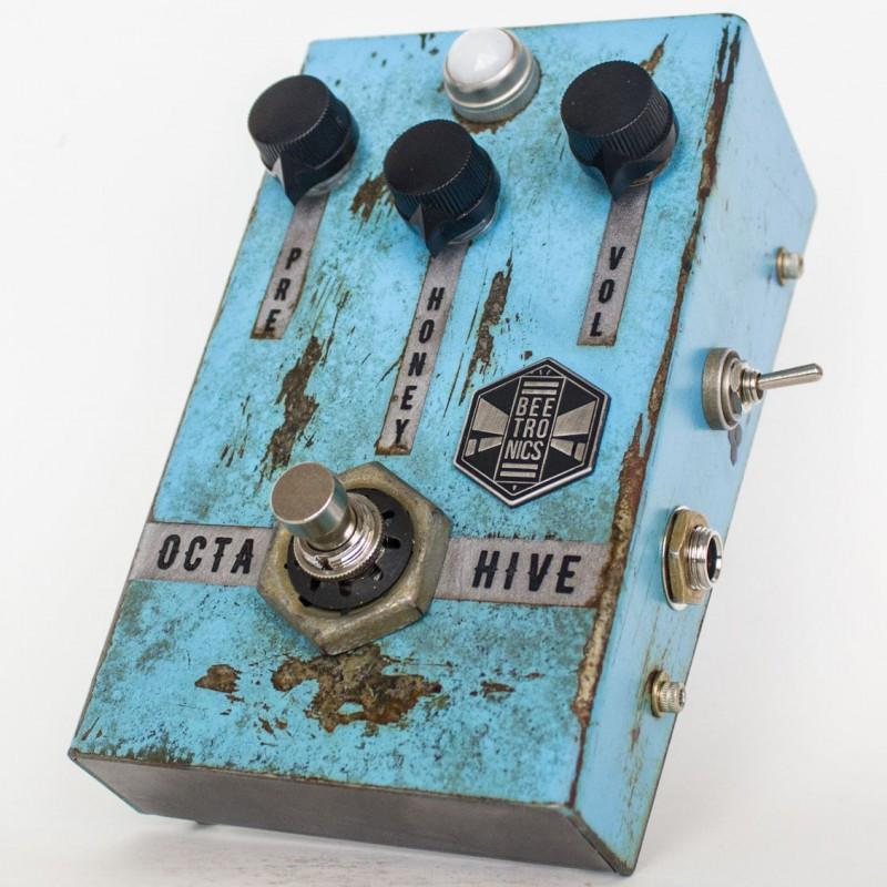 BEETRONICS Octahive High Gain Fuzz Standard Series