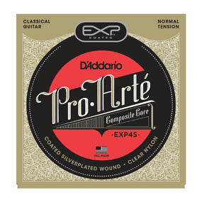 D'addario Pro Arté Coated Normal Tension (EXP45)