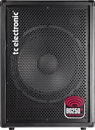 TC Electronic BG250 115 Bass Combo 1x15 250watt