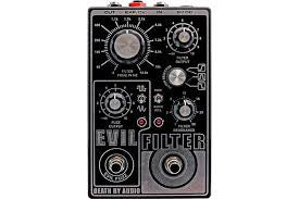 Death By Audio Psycho Evil Filter