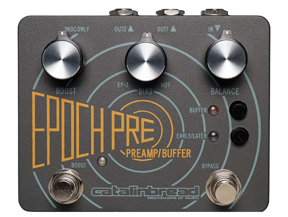 Catalinbread Belle Epoch Pre