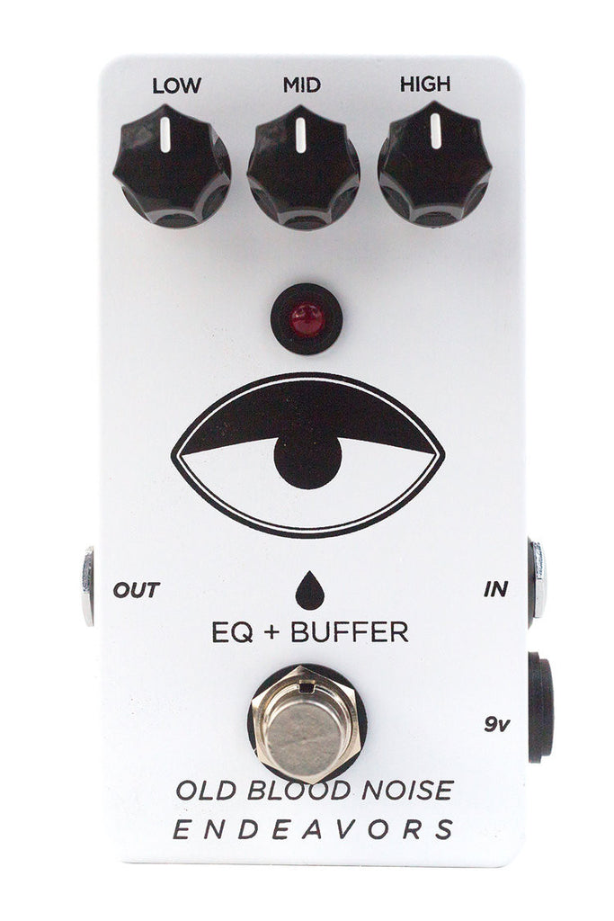 Old Blood Noise EQ + Buffer