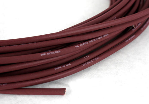Evidence Audio Monorail Cable (to suit SIS plugs)
