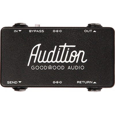Goodwood Audio Audition