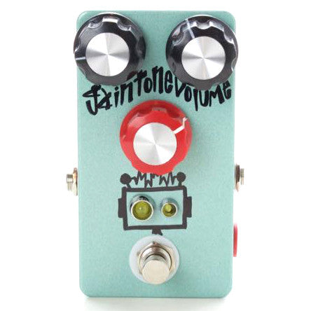 Hungry Robot (lg) Low Gain Overdrive