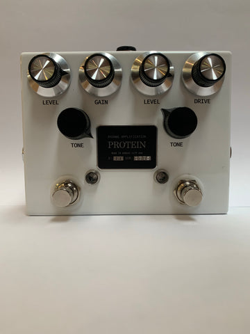 Browne Amplification The Protein Dual Overdrive - White