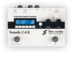 TWO NOTES Audio Engineering Torpedo C.A.B