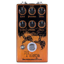 Earthquaker Devices Talons High Gain Overdrive