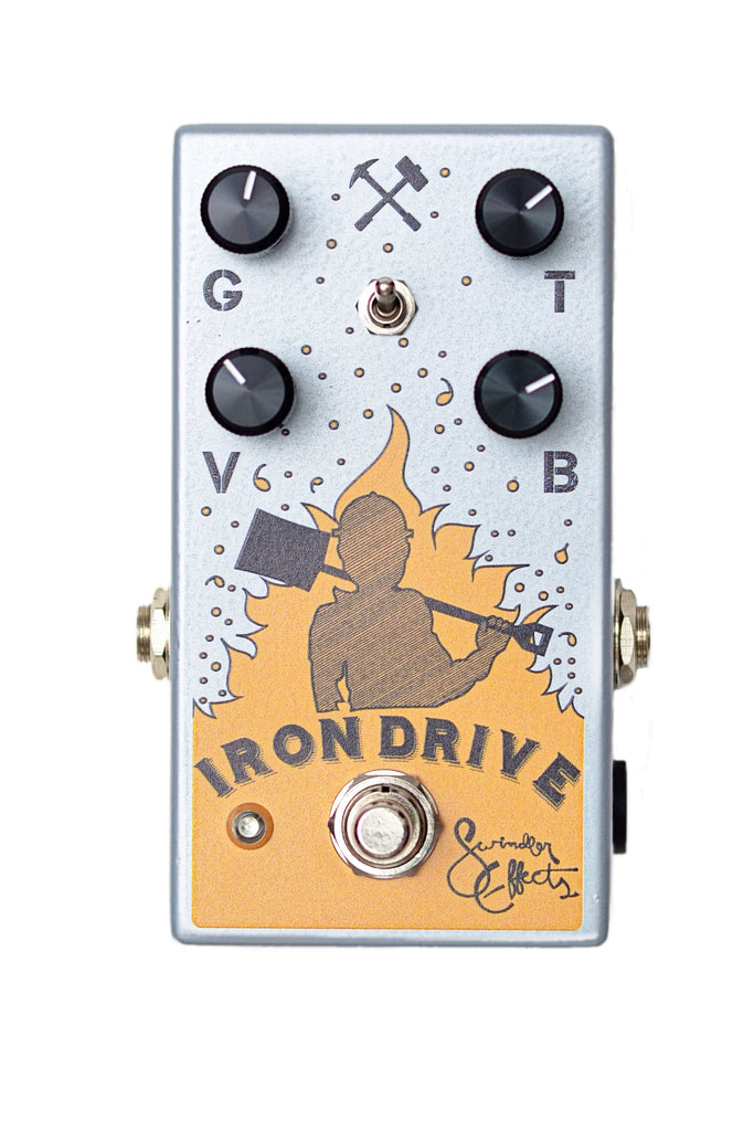 Swindler Effects Iron Drive - Signature