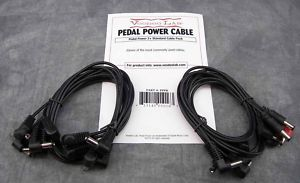 Voodoo Lab Pedal Power 2+ Standard Replacement Cable Pack