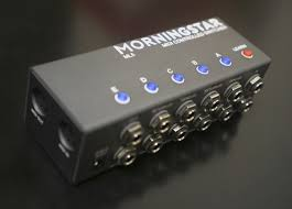 Morningstar ML5 MIDI Controlled Loop Switcher