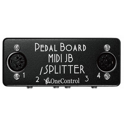 One Control MIDI Junction Box/Splitter