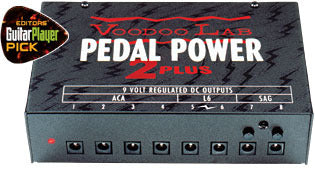 Voodoo Lab Pedal Power 2 Plus PP2+