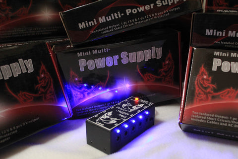 Ares APS-10 10 output Power supply