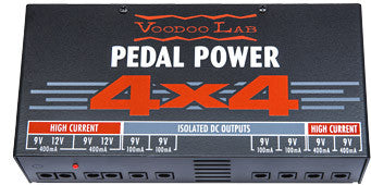Voodoo Lab 4x4 Pedal Power