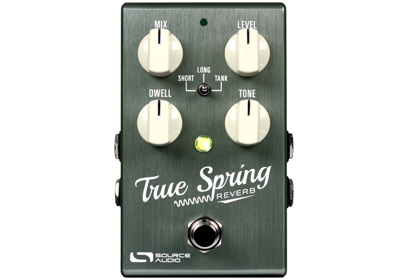Source Audio True Spring Reverb (and Tremolo)