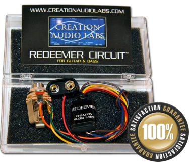 Creation Audio Redeemer Circuit