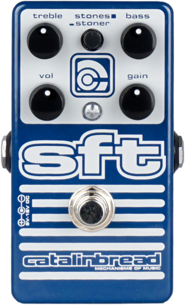 Catalinbread SFT Bass/guitar Overdrive