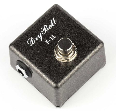 Drybell F-1L Footswitch (for use with the Vibe Machine V2)