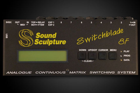 Sound Sculpture Switchblade 8F